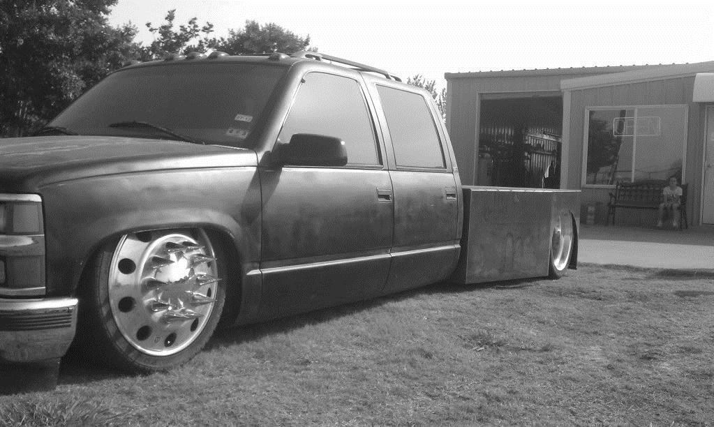 Hill Billy Hauler Bagged Dually Custom Flatbed Page 2