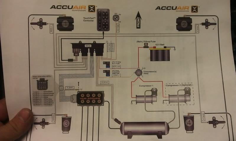 accuair question street source rh streetsource com  accuair endo wiring diagram