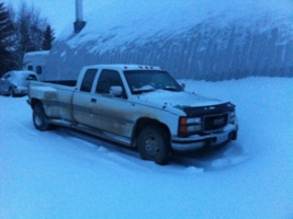 snotrockets 1995 Chevy 1 ton Dually photo thumbnail