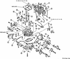 Carb repair & rebuild manual cover photo