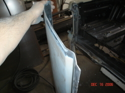 tailgate skin/roll pan and quarter panel replacement cover photo