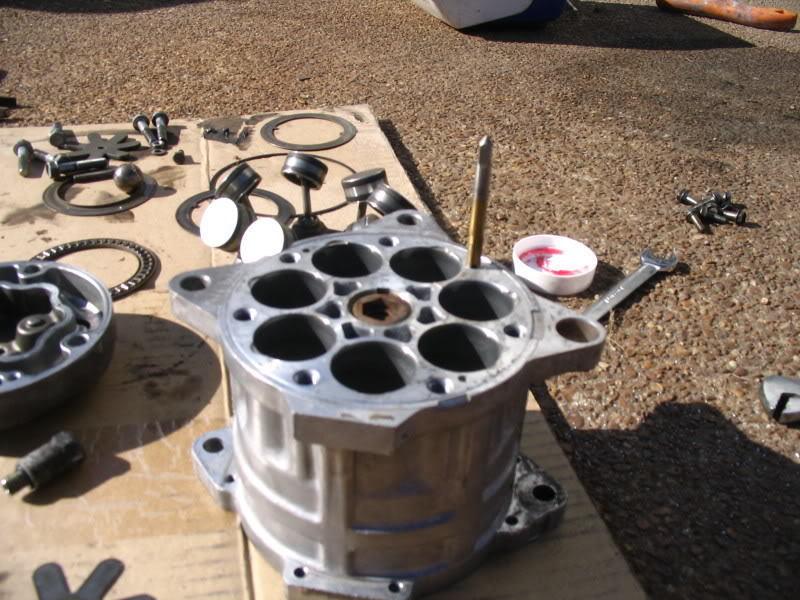 Engine driven compressor, a/c pump, grease conversion - Wiki