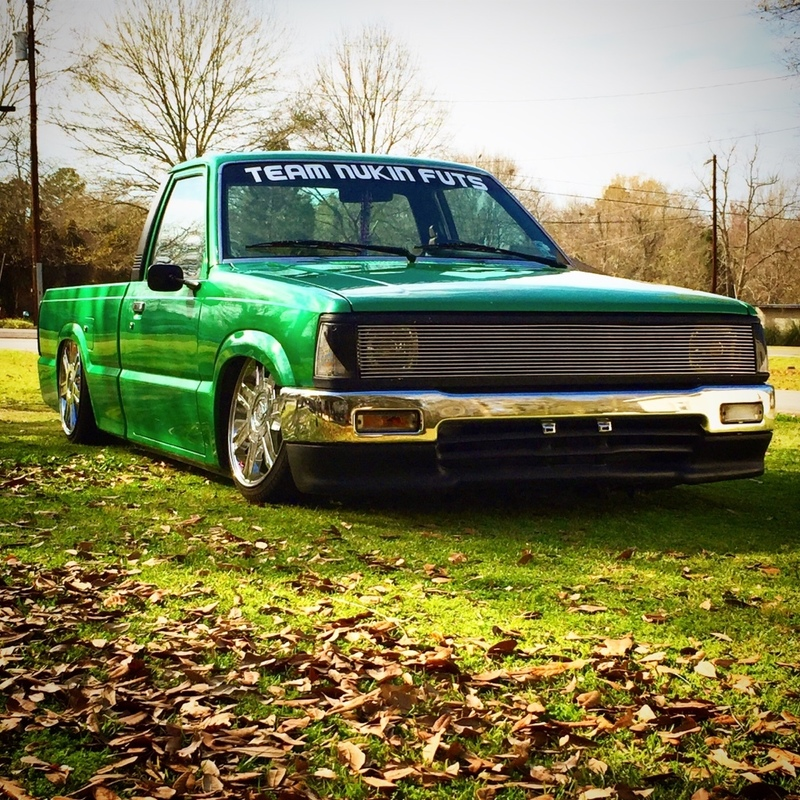reed_bryants 1986 Mazda B Series Truck photo