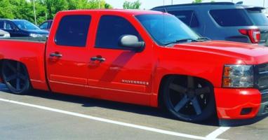 westcoastas 2007 Chevrolet Silverado photo thumbnail