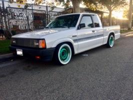 skelzs 1987 Mazda B-Series Crew cab photo thumbnail