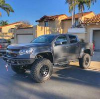 68meets72s 2016 Chevy Colorado photo thumbnail