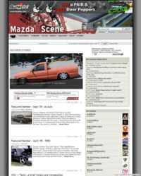 Mazda B Scene, Welcome to Street Source! Cover