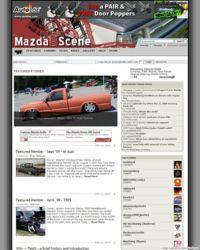 Mazda B Scene, Welcome to Street Source! Cover